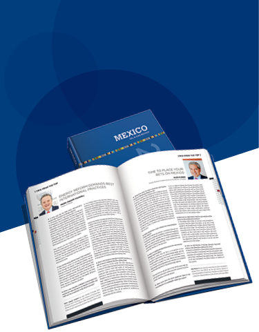 Mexico Oil & Gas Review | Mexico Business Publishing (mbp)