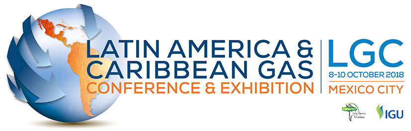 LATIN AMERICA & CARIBBEAN GAS CONFERENCE & EXHIBITION LOGO
