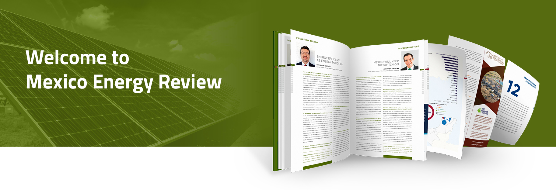 Mexico Energy Review | Mexico Business Publishing (mbp)